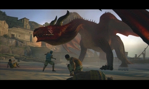 Dragon's Dogma: dragón