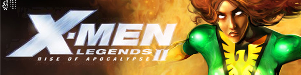 X-Men Legends II: El ascenso de Apocalipsis